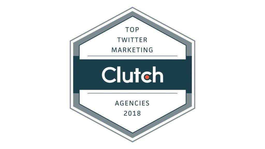 TAMBA Top Social Media Agency 2018 - Clutch