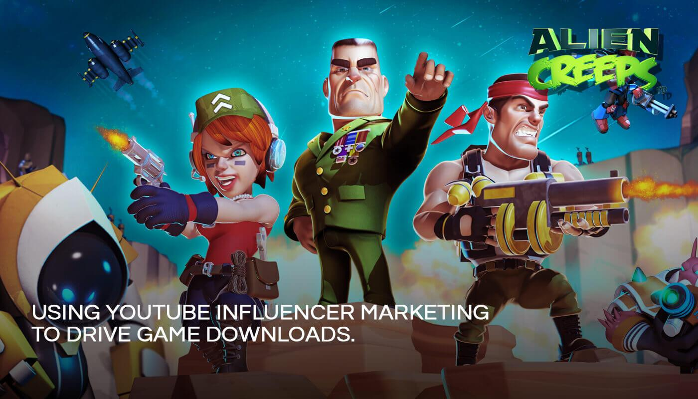 Influencer marketing agency case study