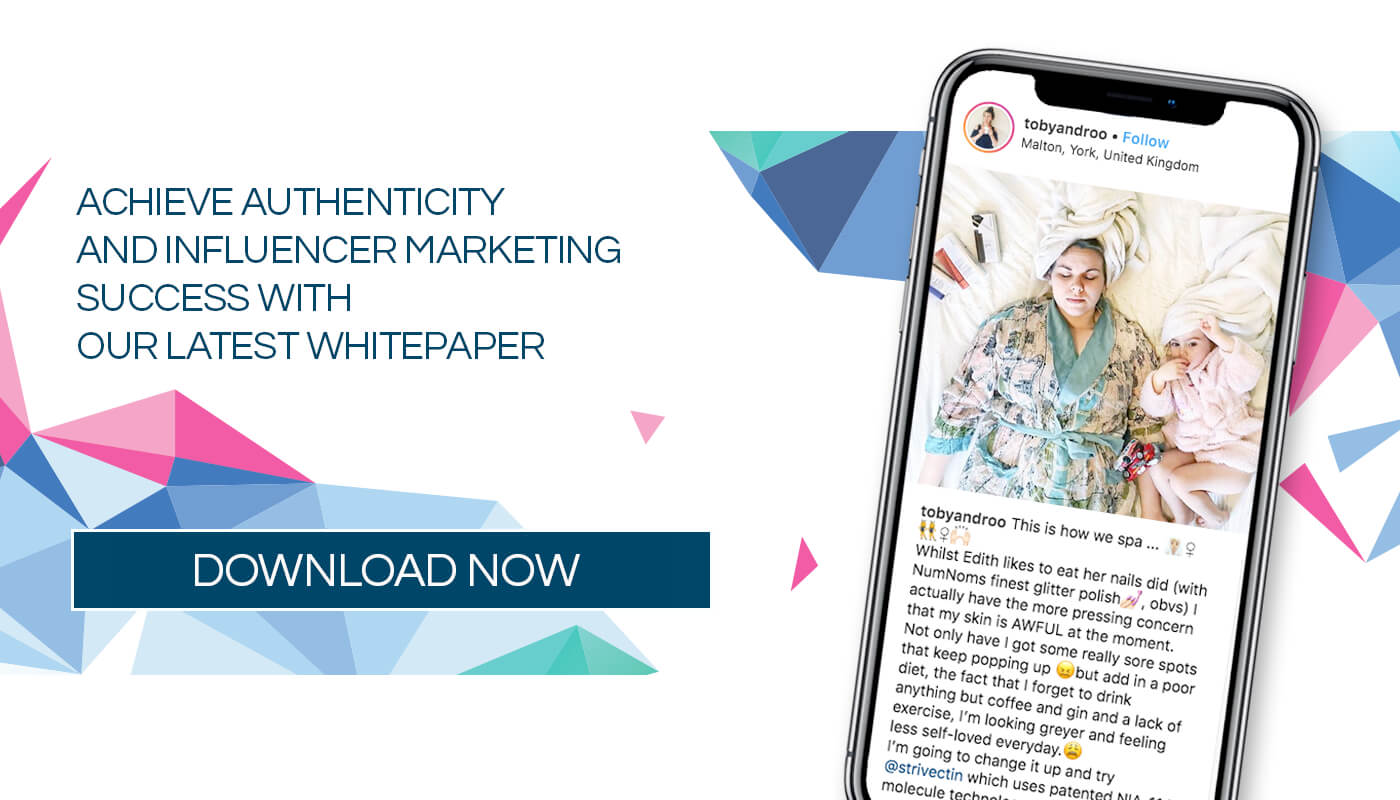 Whitepaper: The Authenticity of Influencer Marketing